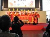 中国人観光客おもてなし隊のお披露目